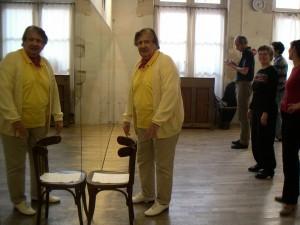 Georges Taps King au Centre de Danse du Marais